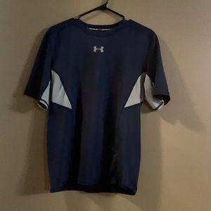 Never worn ! Under Armour Heat Gear Shirt